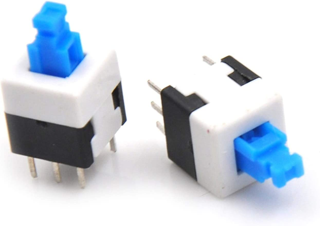Max 74% OFF XIALITR Micro Switch 10PCS Lot Tactile Electronic 88mm Sales 6Pin Push