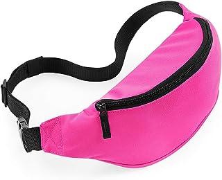 Bagbase Verstellbare Gürteltasche (2,5 Liter) Gr. Einheitsgröße, True Pink