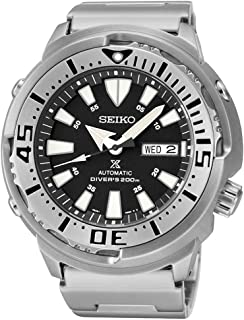 Seiko SRP637 Men`s Prospex Analog Automatic 200m Dive Stainless Steel Watch