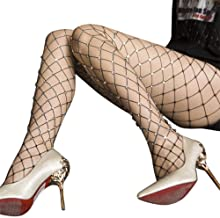 otrong?« Fashion Women's Net Fishnet odystockings Pattern Pantyhose Tights Stockings AS the picture shows B