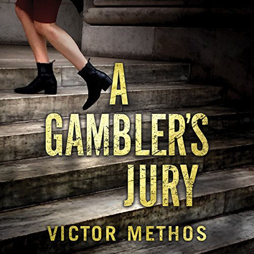 A Gambler's Jury audiobook cover art