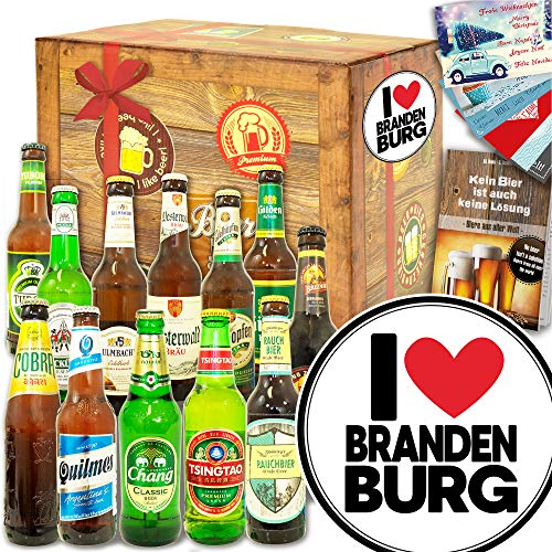 I love Brandenburg/Biere der Welt und DE/Brandenburg Idee