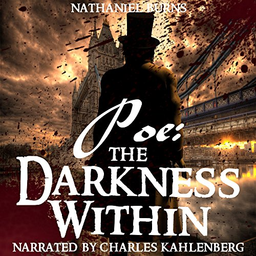 Poe: The Darkness Within audiobook cover art