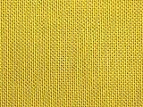 Minerva Crafts Weicher Leinenstoff, Gelb – Meterware