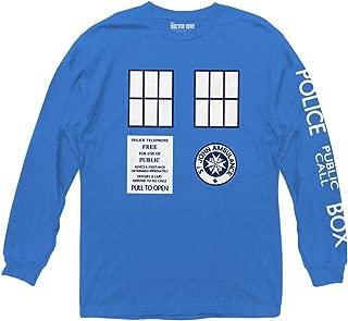 doctor who long sleeve
