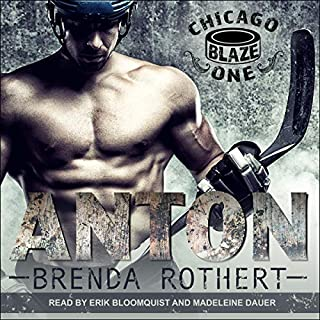 Anton audiobook cover art
