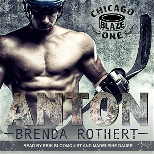 Anton  By  cover art
