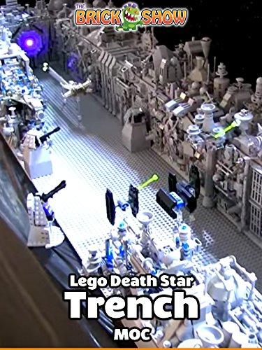 Clip: Lego Death Star Trench MOC