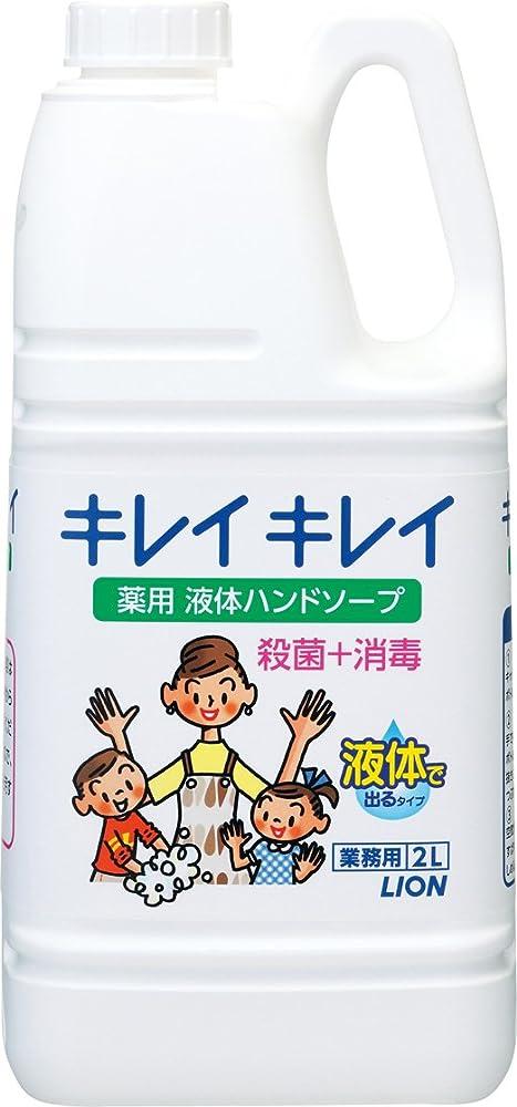 生産的ジョージバーナードドループ【業務用 大容量】キレイキレイ 薬用 ハンドソープ 2L(医薬部外品)
