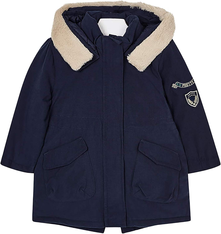 Mayoral - Parka for Girls - 4401, Navy