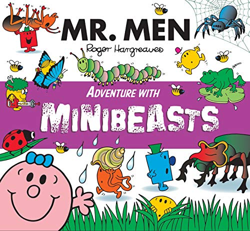 Compare Textbook Prices for Mr Men: Adventure with Minibeasts  ISBN 9781405291248 by Hargreaves, Adam