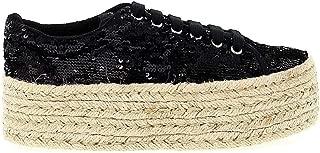 JC PLAY BY JEFFREY CAMPBELL Luxury Fashion Womens JCPLAZOMGBL Black Sneakers | Season Outlet