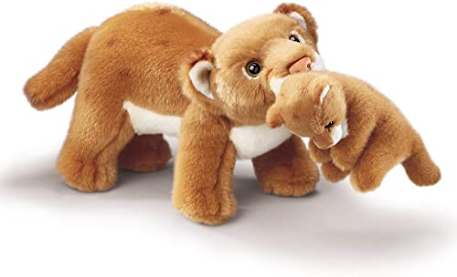 ANIMALS LION MUM AND BABY 078786
