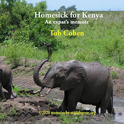 Couverture de Homesick for Kenya