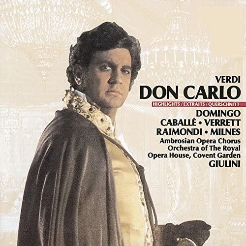 Plácido Domingo, Montserrat Caballé, Shirley Verrett, Ruggero Raimondi, Sherrill Milnes & Giovanni Foiani