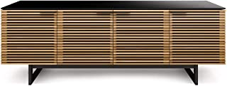 BDI Furniture Corridor Quad Cabinet, White Oak