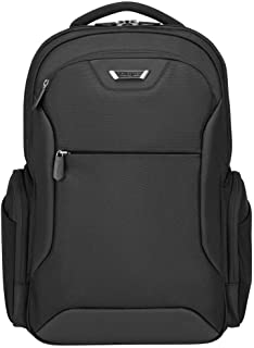 Targus Corporate Traveler Checkpoint-Friendly Professional Business Laptop Backpack with Protective Sleeve for 15.6-Inch L...