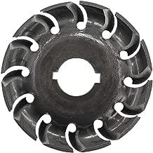 madera PINH 70//80 mm 6 mm para metal Hojas de sierra circular pl/ástico Dorado HSS con revestimiento TI