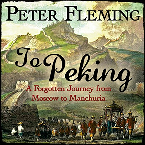 To Peking audiobook cover art