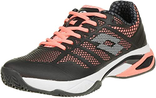 Lotto Viper Ultra IV Cly W femmes Clay Clay Tennis T6432  magasin pas cher