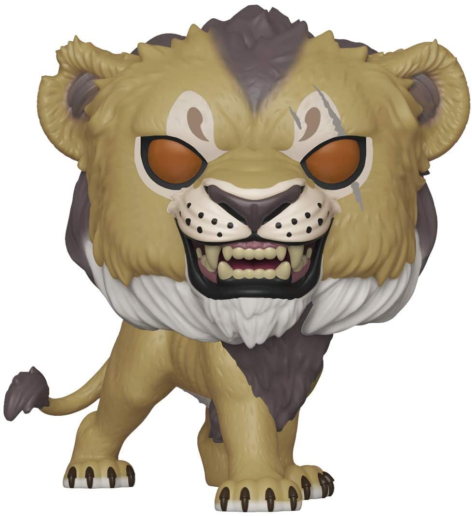 Pop! Vinilo: Disney: The Lion King: Scar