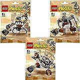LEGO Mixels Series 5 - Set of 3 Set 41536 41537 41538 Gox + Jinky + Kamzo