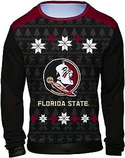 Klew NCAA Mens UglySweater
