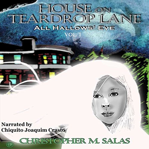 House On Teardrop Lane audiobook cover art