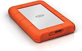 LaCie Rugged Mini 2 TB USB 3.0 External HDD (Hard Disk Drive)