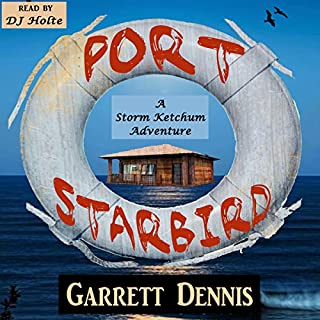 Port Starbird audiobook cover art