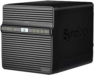 Synology DiskStation DS418j, Black