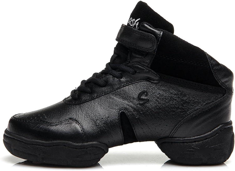 Roymall Men and Women's Boost Dance Sneaker Modern Jazz Ballroom Performance Dance-Sneakers Sports shoes,Model B51 B52 B53