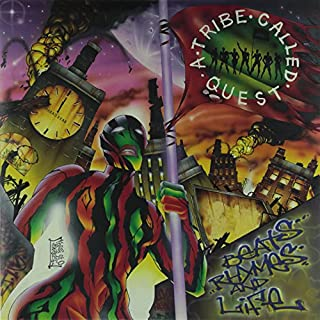 BEATS, RHYMES & LIFE by TRIBE CALLED QUEST (B00000053S)   Amazon price tracker / tracking, Amazon price history charts, Amazon price watches, Amazon price drop alerts