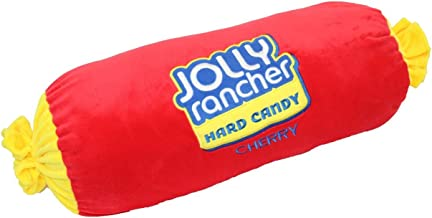 Sweet Novelty 60311 Jolly Rancher - Red Cherry Large Plush Pillow
