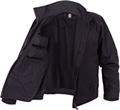 law enforcement leather jackets