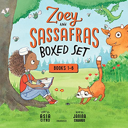 Zoey and Sassafras Boxed Set: Books 1-6: The Zoey and Sassafras Series
