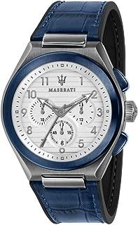 Maserati R8871639001 BLUE STEEL 316 L Man Watch