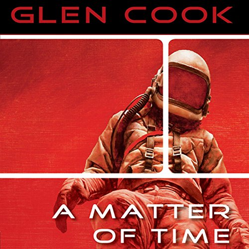A Matter of Time audiobook cover art