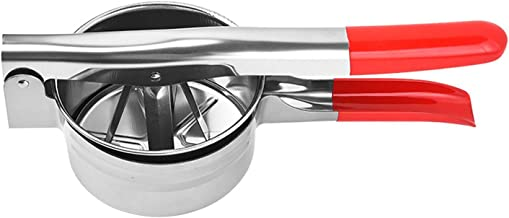 Stainless Steel Potato Ricer and Masher, Heavy Duty, Large Capacity, Vegetable Ricer and Fruit Ricer, Great for Purees, Fr...