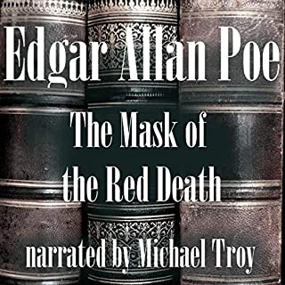 The Mask of the Red Death cover art