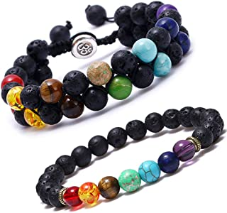 Best lava rock bracelet for anxiety Reviews