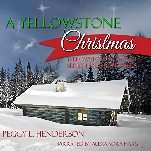A Yellowstone Christmas audiobook cover art
