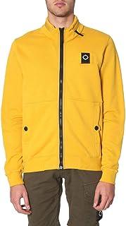 MA.STRUM Luxury Fashion Mens MAS4414M709 Yellow Sweatshirt | Spring Summer 19
