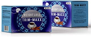 Sponsored Ad - Body Breakthrough Trim Maxx All Natural Weight Loss Tea. Made with Senna leaves, NON GMO | CAFFEINE FREE | ...