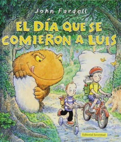 El día que se comieron a Luis (Álbumes ilustrados)