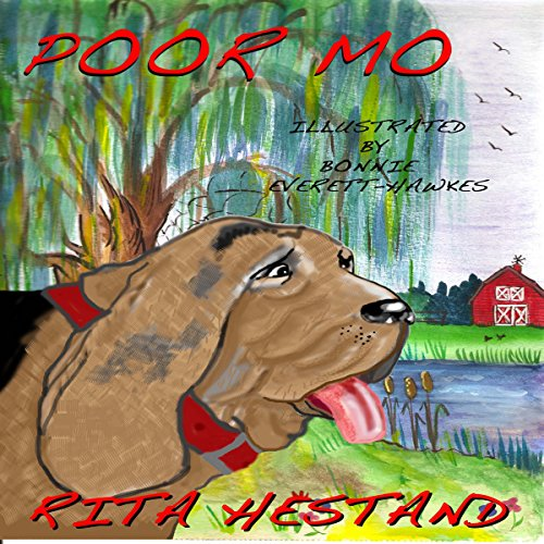 Poor Mo audiobook cover art