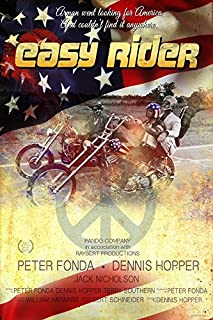 "PosterOffice Originals Easy Rider (1969) - 24"" X 36"" (60.96 x 91.44 cm) Movie Poster"