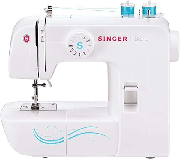 SINGER Start 1304 6 Built In Stitches Free Arm Best Sewing Machine For Beginners