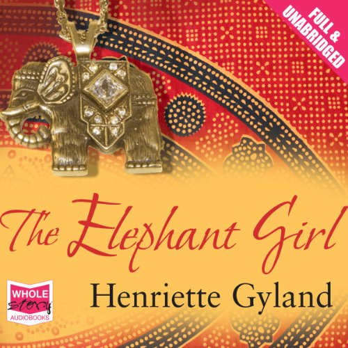 The Elephant Girl audiobook cover art