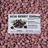 The Vitamin Acai Berry 2000mg (60 Tablets - Bagged) from The Vitamin